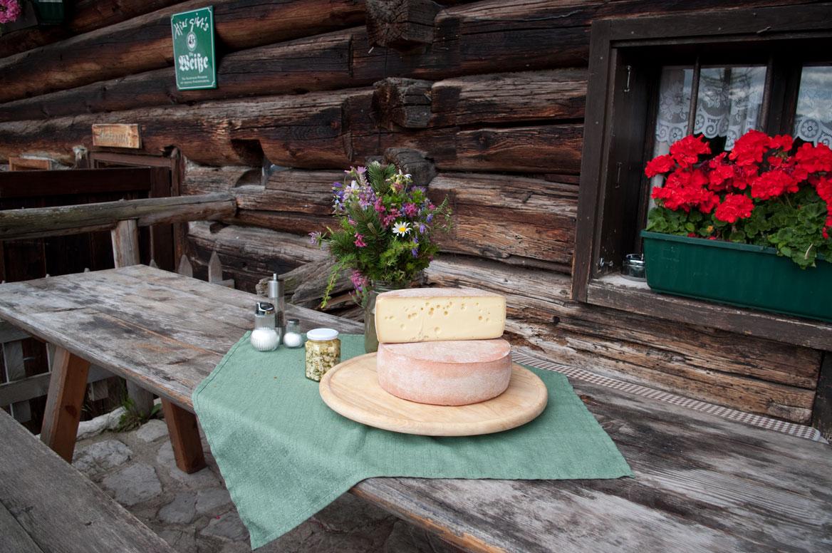 Fotografie ze sýrárny